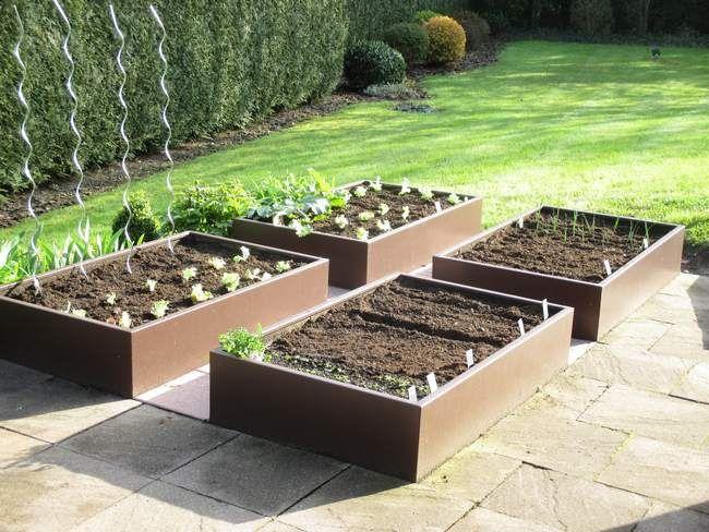 Comment planter un potager surélevé