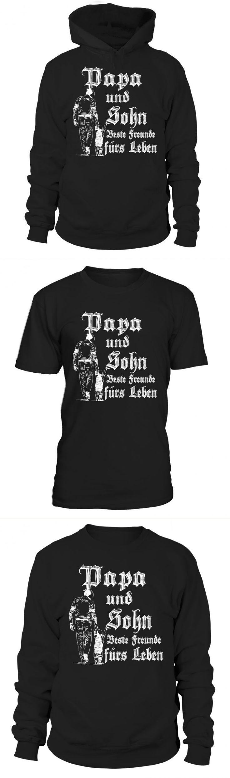 Papa Und Sohn Shirt