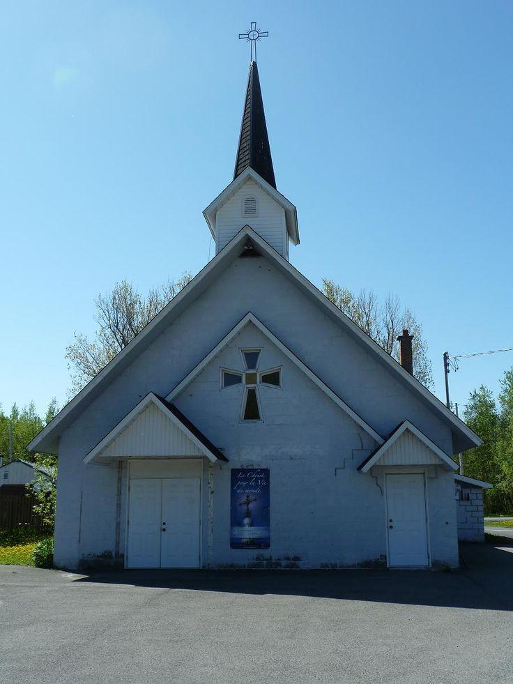 Carignan (église Saint-Joachim), Québec, Canada (45.447324, -73.329478)