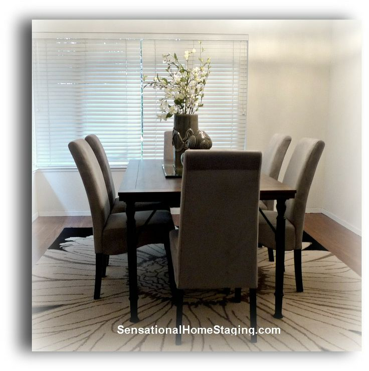 Blackhawk Country Club ~ New Listing #homestaging #staging #diningrooms #realestate
