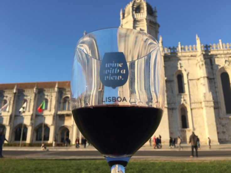 Wine With a View @ Starup Lisboa