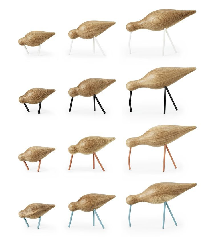 Shorebird | Normann Copenhagen | Wood