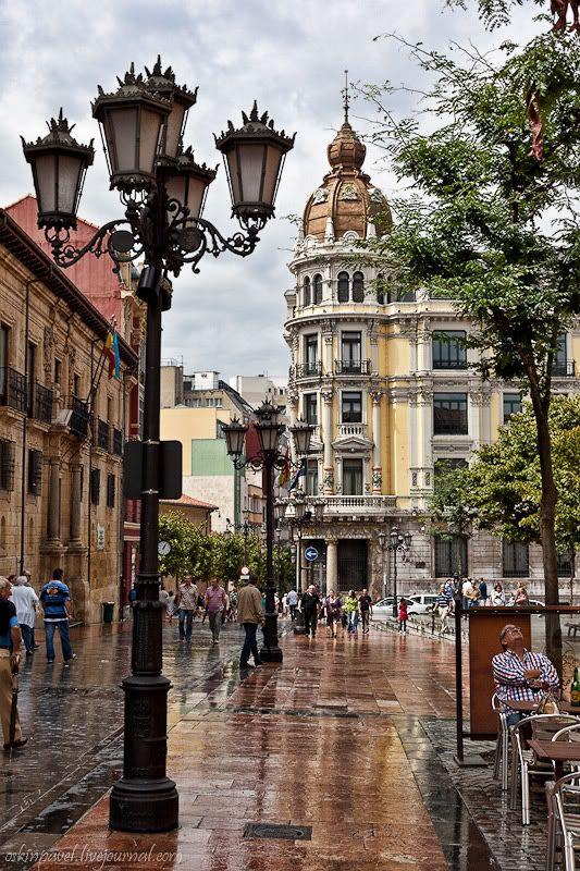 Oviedo, Spain / oskinpavel