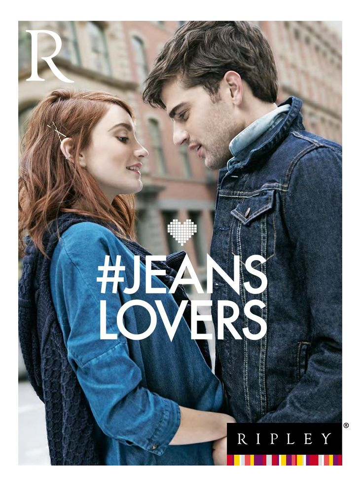#JeansLovers