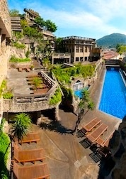 Santa Teresita - Amatitlan - Guatemala  Spent many long fun days here swimming!