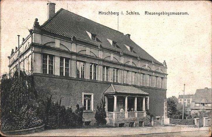 Dziś Muzeum Karkonoskie - 1925 rok.