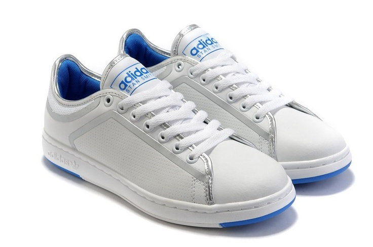 adidas stan smith shoes blue