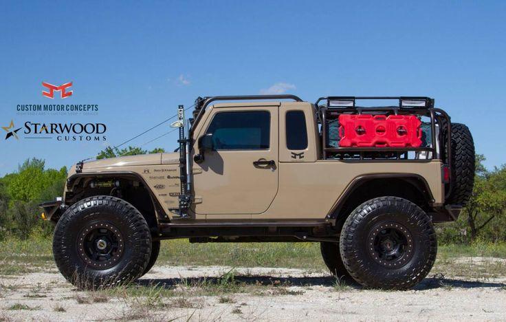 Jeep Wrangler For Sale >> Starwood Motors JK8 Conversion! #starwoodmotors #Jeep #JeepWrangler #JK8 #CustomJeep #JeepMods # ...