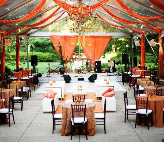 outdoor wedding receptiom | Outdoor Tent Wedding Receptions ideas Archives | Weddings Romantique