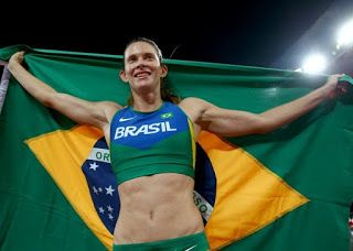 Blog Esportivo do Suíço:  Fabiana Murer se torna membro da Comissão de Atletas da Iaaf
