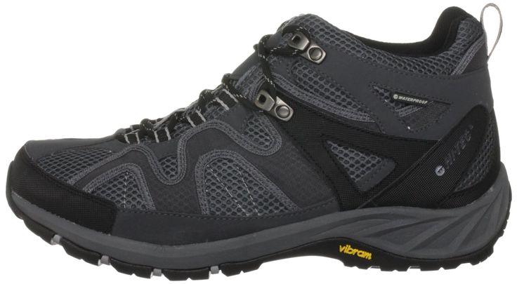 Hi Tec Tornado Mid WP HTO001599 - Zapatillas de deporte para hombre: Amazon.es: Deportes y aire libre