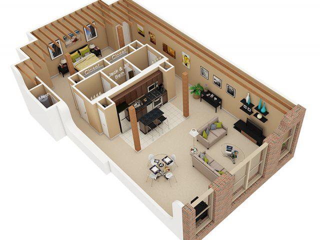 1000+ images about Floor Plans of Cobbler Square Loft ...