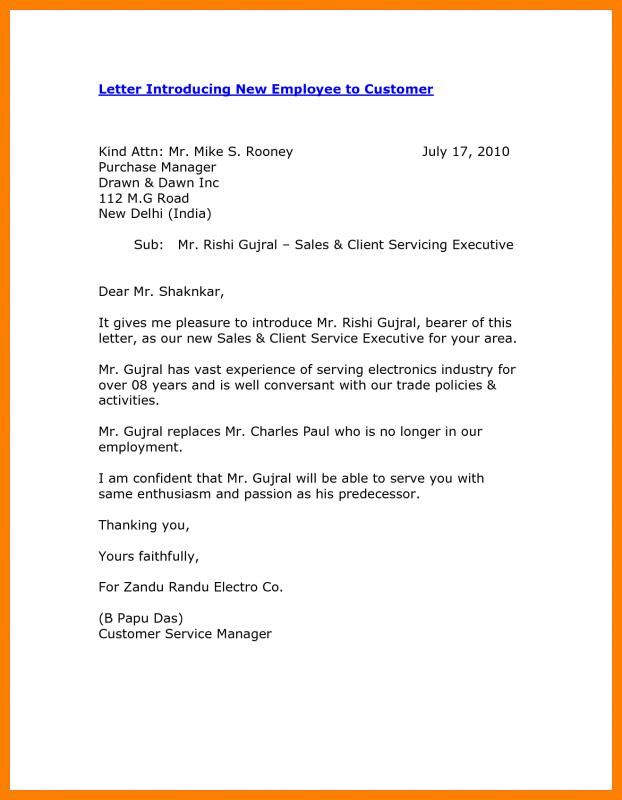 New Employee Welcome Email Introduction Letter Email Template Business Business Plan Template