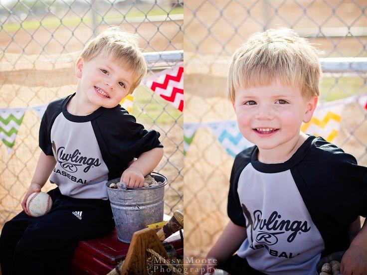 Baseball brothers oklahoma childrens photographer