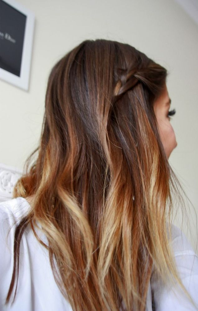 Gorgeous Long Ombre Hairstyles 2017 Summer Season is ...