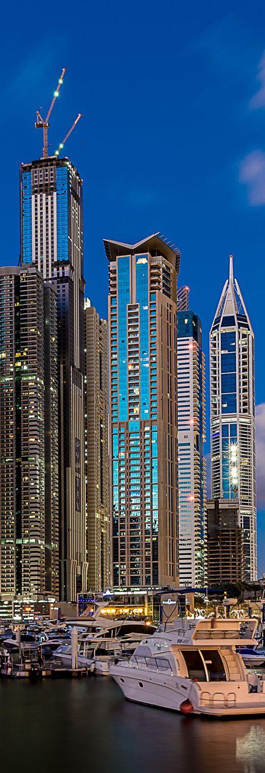 Dubai, Marina