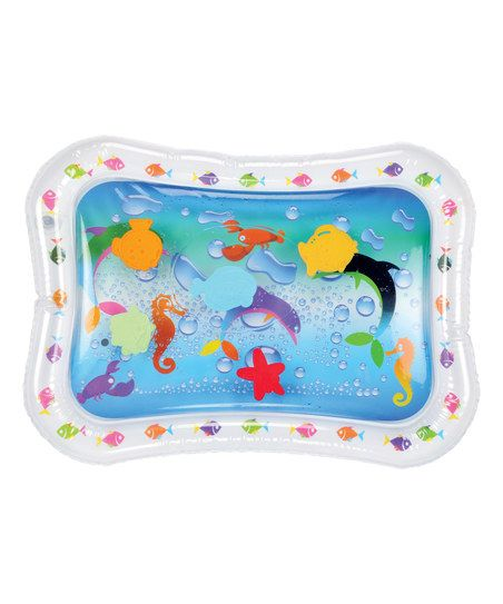 Etna Inflatable Baby Water Mat | zulily