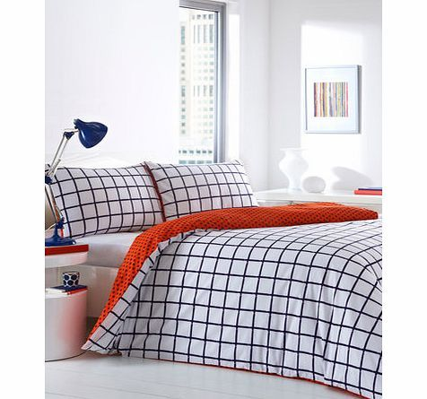 Bhs Painted Square Check Bedding Set Multi 1896629530 Part Of Our Vibrant Carnaby Range Sheets Beddingbedding Setsbed