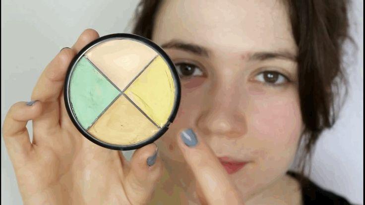 best 25 rosacea makeup ideas on pinterest rosacea. Black Bedroom Furniture Sets. Home Design Ideas