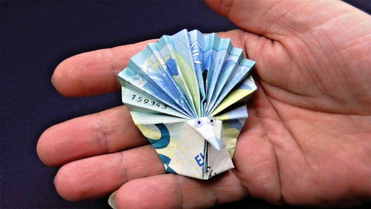 23 Best Geldscheine Falten Origami Mit Geldscheinen