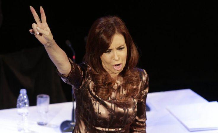 Las 8 frases de la dura carta de Cristina contra la ley de blanqueo y jubilaciones   Panamá Papers, Anses, blanqueo de capitales, Cristina Kirchner, jubilados