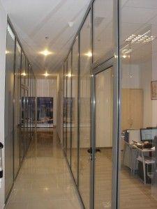 Tamplarie aluminiu / Office Monaco Towers / Bucuresti