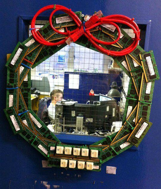 Zu Weihnachten in der IT Abteilung   Webfail - Fail Bilder und Fail Videos