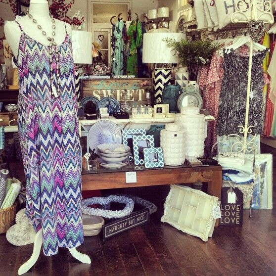Cavania Australia - our little store, from London to Geraldton