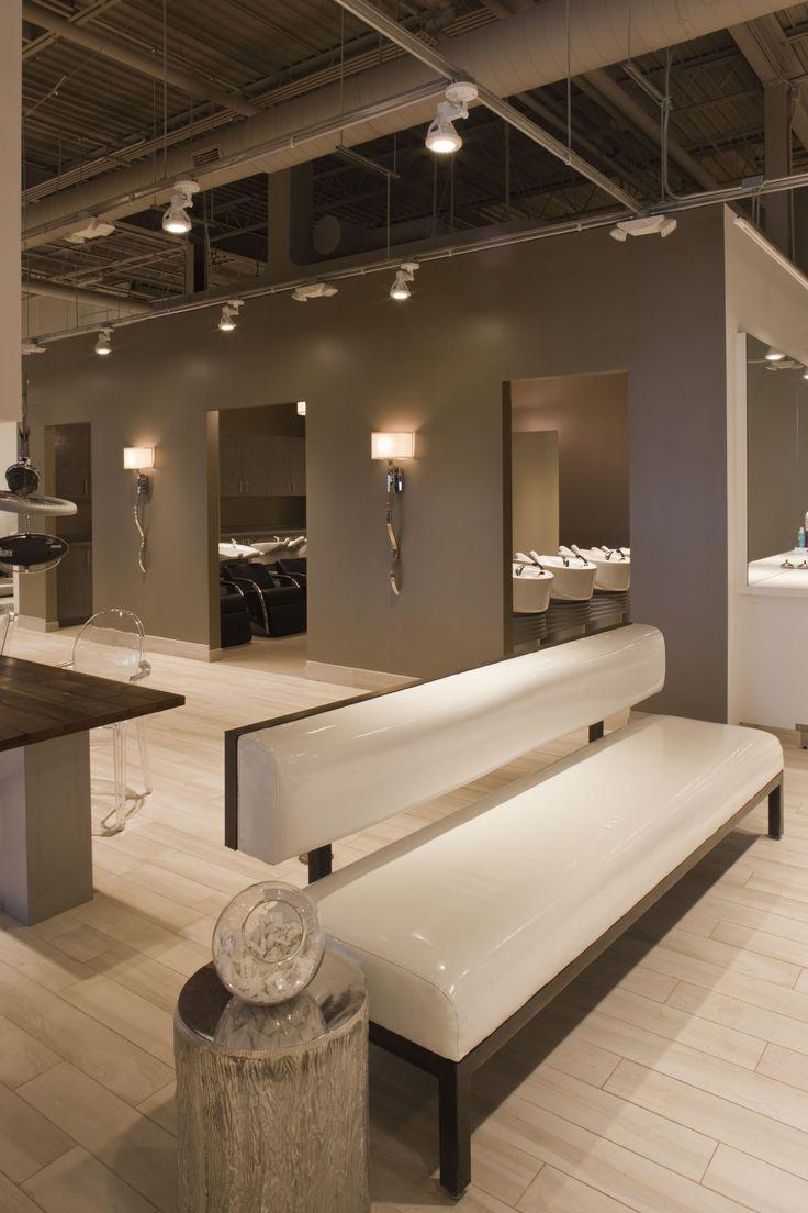 Best 25 salon waiting area ideas on pinterest beauty - Interior hair salon lighting ideas ...