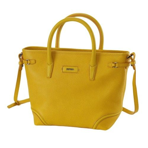 The Lady Inedita Compact leather tote #ferrari #ferraristore #Inedita #compact #lady #saffiano #leather #handmade #stylish #madeinitaly #design #ss2014 #springsummer2014 #luxury #details #musthave