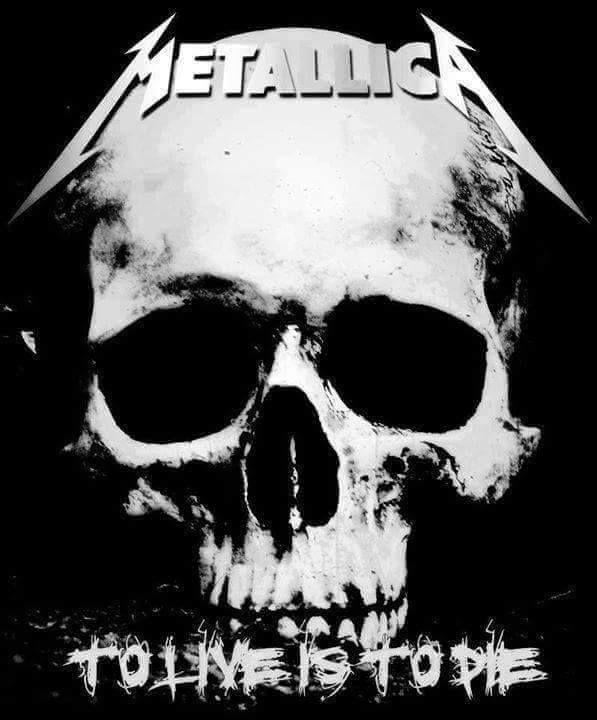 """To live is to die... - Metallica. """"To Live Is to Die"""" es una canción instrumental del álbum ...And Justice for All de 1988, de la banda de thrash metal Metallica. Fue una composición a modo de homenaje póstumo que la banda brindó a su bajista Cliff Burton fallecido en 1986"""