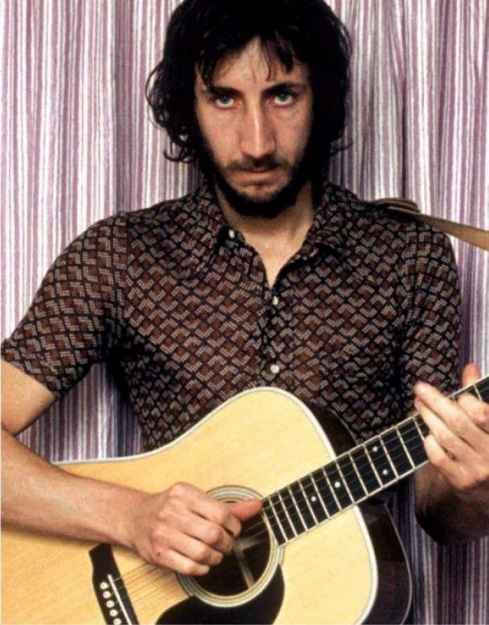 townshend girls This index provides a listing of pete townshend solo transcriptions segmented by album release.