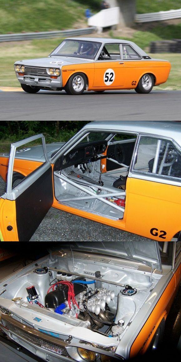 Datsun bluebird race - photo#4
