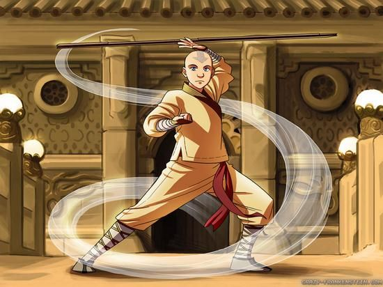 anime avatar the last airbender wallpaper | New Windows 7 Avatar The Last Airbender 2012 Theme