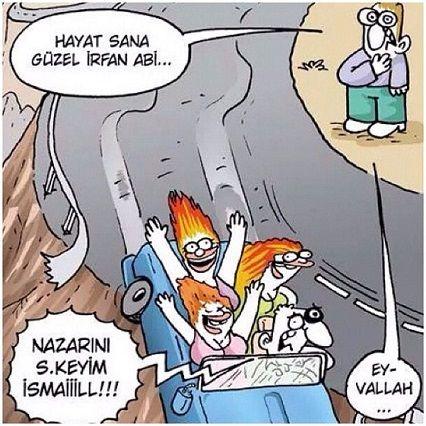 Serkan Altuniğne - Nazar!  (komikaze.net)