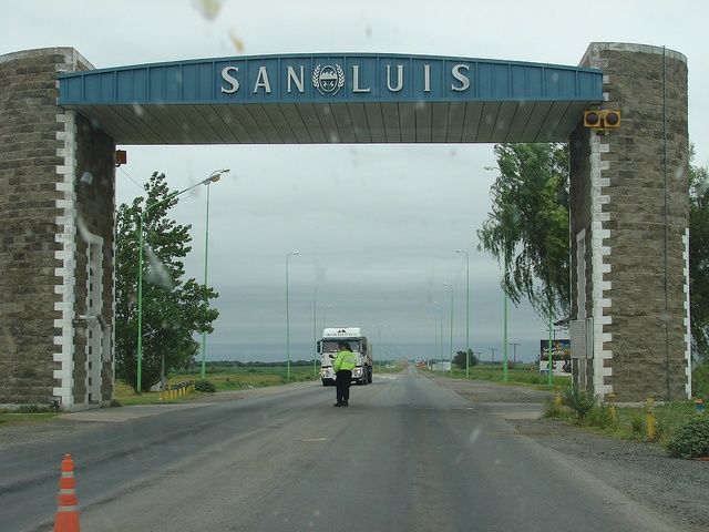 Welcome to San Luis (Argentina)