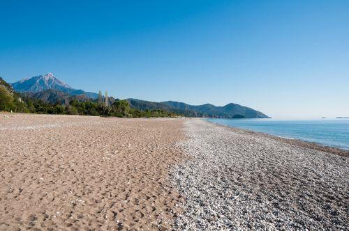 Çıralı beach, Antalya #Turkey