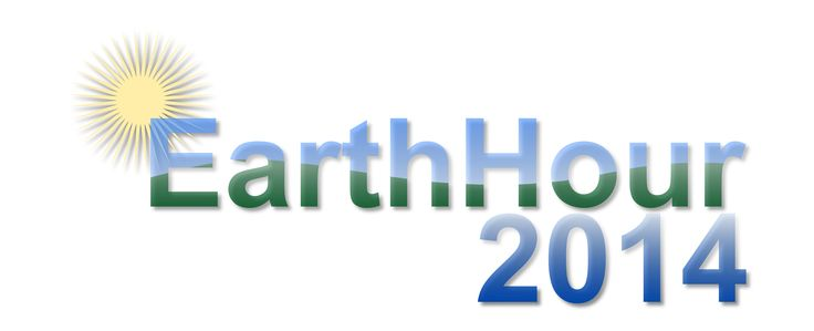 It was made for commemorate Earth Hour in 2104.