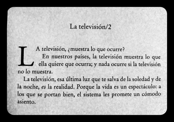 El libro de los abrazos (1989).