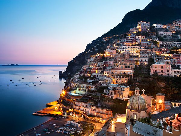 RETURN TO AMALFI WITH THE WIFE OF MY YOUTH!   Amalfi Coast, Italy: Best Family Trip -- National Geographic