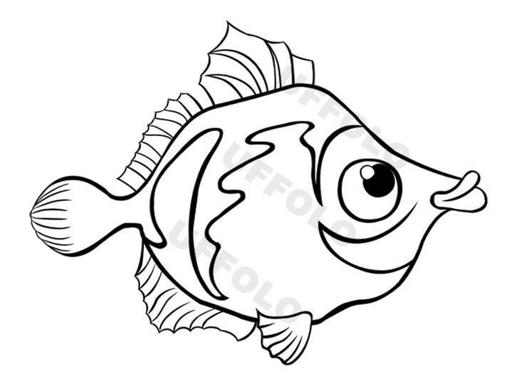 Coloriamo i pesci | Uffolo