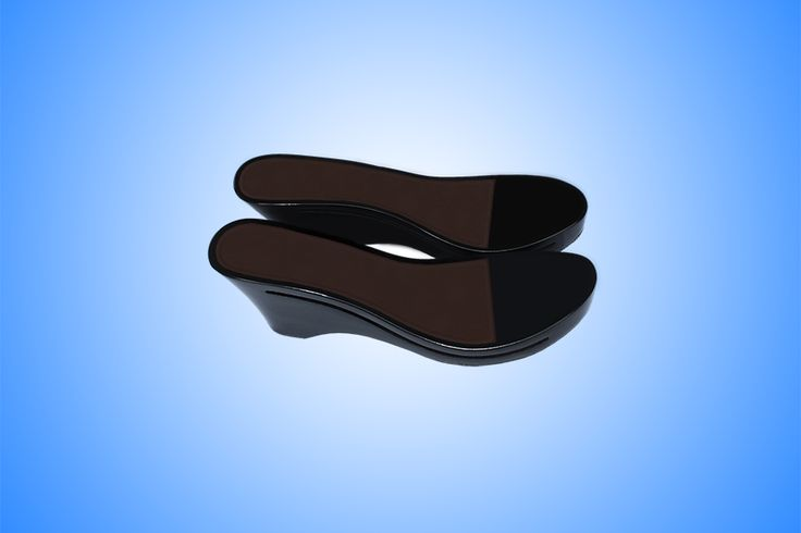 """Introducing """"SoleArt"""", a whole new solution where you only need a standard """"slit heels"""" to create plenty of combinations that would allow you to have a shoe fitting for every occasion."""