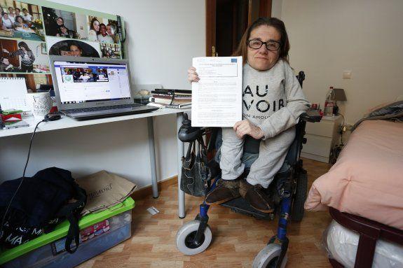 Elvira Murcia, solicitante sin ayuda: Me dicen que no me dan la ayuda al no quedar dinero http://www.eldiariohoy.es/2017/03/elvira-murcia-solicitante-sin-ayuda-me-dicen-que-no-me-dan-la-ayuda-al-no-quedar-dinero.html?utm_source=_ob_share&utm_medium=_ob_twitter&utm_campaign=_ob_sharebar #discapacidad #discapacitados #gente #denuncia #politica #Spain #españa #corrupcion #pp #protesta #injusticia #justicia #urdangarin #gurtel #rajoy #salud