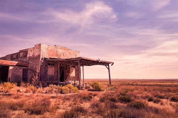 Abandoned house in desert free photo in 2019 fallout new vegas deserts abandoned houses - Fallout new vegas skyline ...