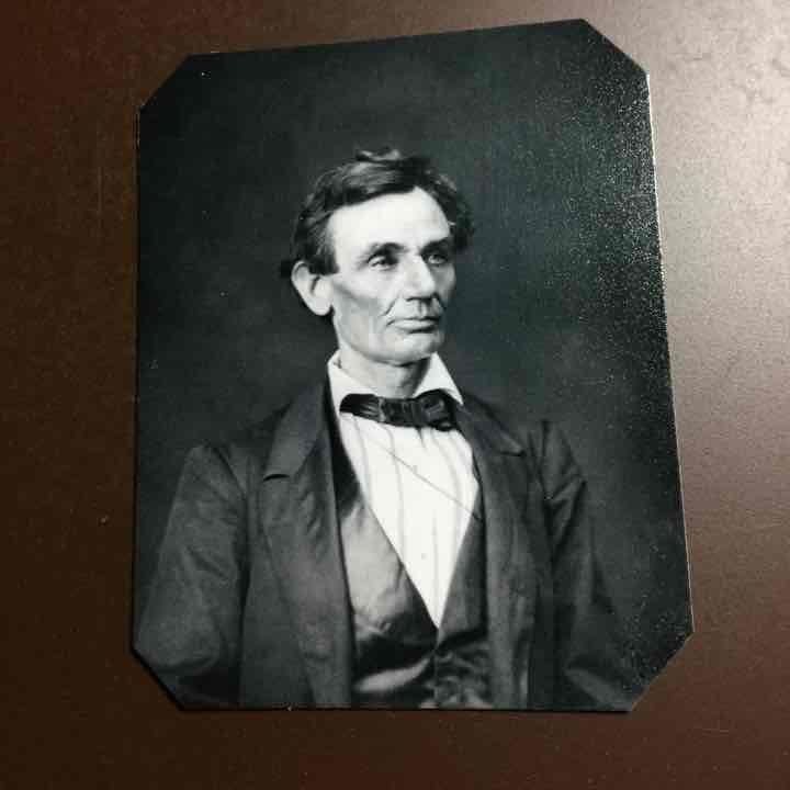 Collectors Abraham Lincoln Tintype - Mercari: Anyone can buy & sell