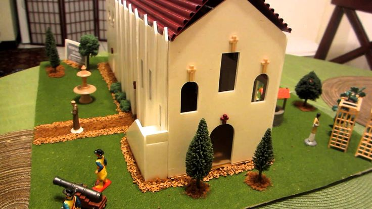 Mission San Gabriel Arcangel project | 4th Grade Mission ...