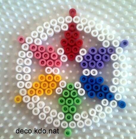 80 best perles à repasser images on pinterest | hama beads, perler
