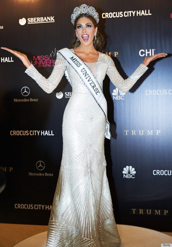 Gabriela Isler, the 25 year old beauty queen from Venezuela has emerged the Miss Universe 2013. Miss Venezuela was crowned at the Moscow's Crocus City Hall