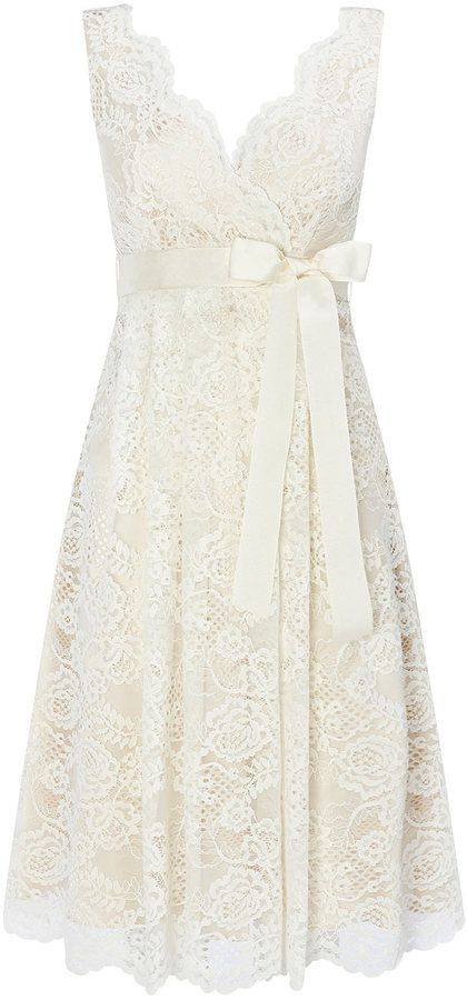Sofia Short Wedding Dress