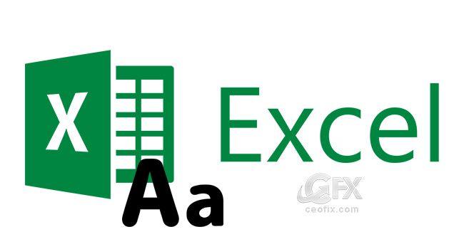 #excel #buyukharf #kucukharf Excel de Büyük Küçük Harf Değişikliği Nasıl Yapılır http://www.ceofix.com/10306/excel-de-buyuk-kucuk-harf-degisikligi-nasil-yapilir/